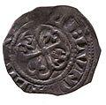Silver penny of Stephen (YORYM 2000 2066) reverse.jpg