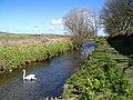 Silverburn River, Castletown - geograph.org.uk - 153347.jpg