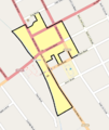 Silverton Commercial HD boundary map.png