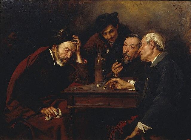Joueurs de dés