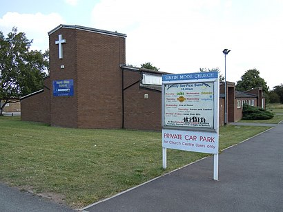 How to get to Sinfin with public transport- About the place