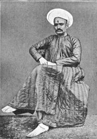 Dinkar Rao - Image: Sir Dinkar Rao