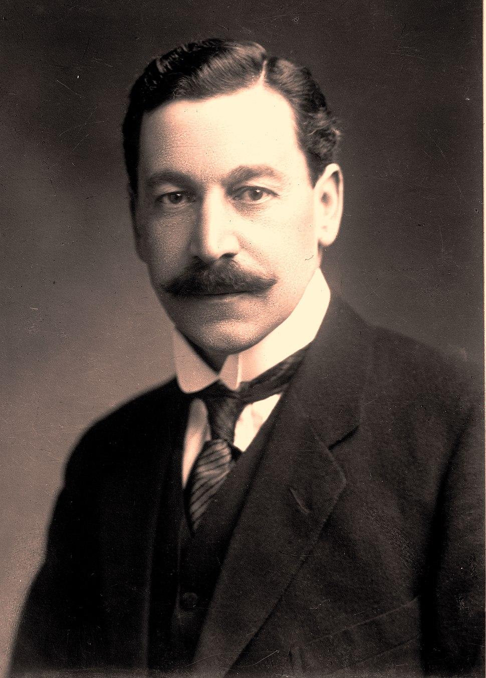 Sir Herbert Samuel. ggbain.50424
