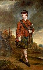 Portrait of John Murray, 4th Earl of Dunmore