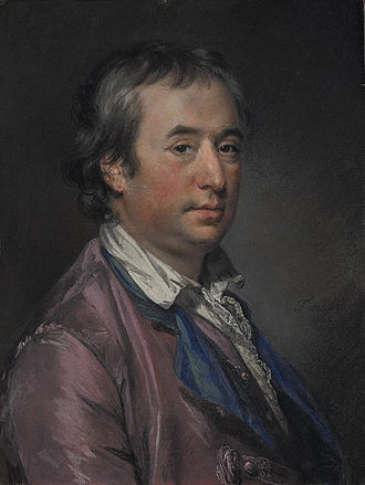 William Chambers (architect) - William Chambers, painted in 1764 by Frances Cotes