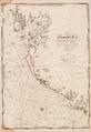 Sjøkart over sørkysten av Norge, fra Lindesnes til Karmøy, fra 1842.png