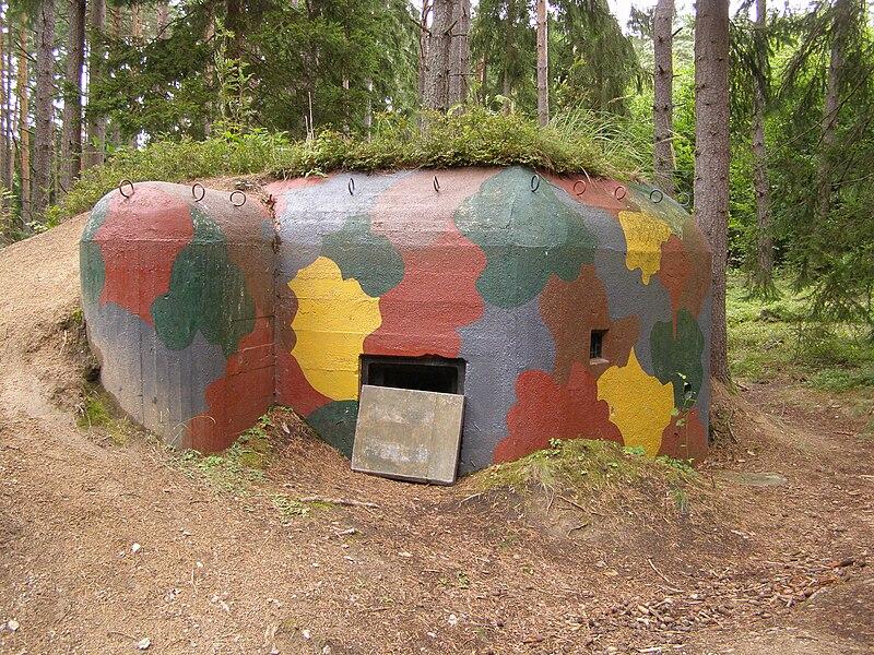 File:Slavonický les, bunkr 01.jpg
