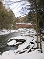 Slippery Rock Creek and Covered Bridge.jpg