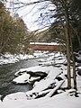 Slippery Rock Creek and Covered Bridge.jpg