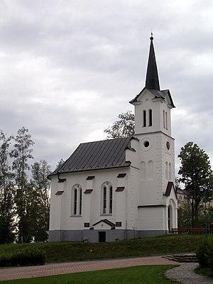Nový Smokovec - The Old Church