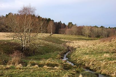 Small gully between fields in Brastad.jpg