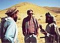 Smallchief in Afghanistan, 2000.jpg