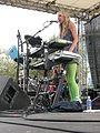 Smoosh at Bumbershoot 2007 - Asya 05.jpg