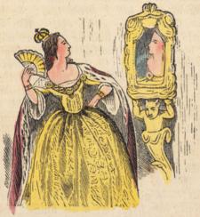 Snow White Mirror 3