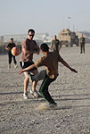 Soccer unites coalition forces, Afghan soldiers DVIDS334093.jpg