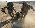 Soldiers Practice Medical Emergency Drills MOD 45151521.jpg