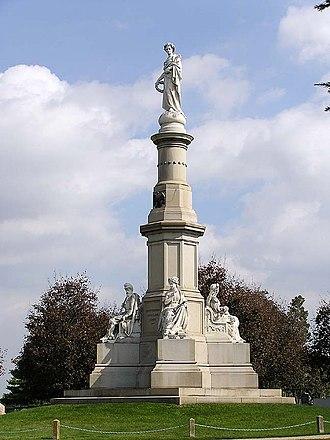 Soldiers' National Monument - Image: Solnatmon gettysburg