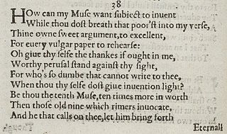 poem by William Shakespeare