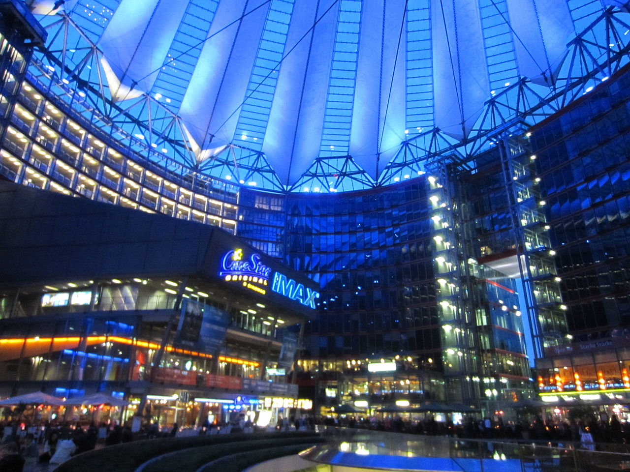 Sony Centre Berlin Cinema