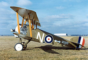 Action of 22 October 1917 - Image: Sopwith F 1 Camel USAF