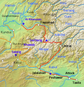 SourceFile of AncientRoad between Indus and AmuDarya.xcf
