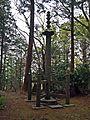 Sourintou-Stone tower of Hitsujisaki-jinja shrine,Minato,Ishinomaki.JPG