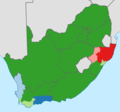 South African general election 2004 by district.png