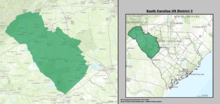 South Carolina US Congressional District 3 (since 2013).tif