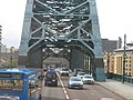 Southbound on Tyne Bridge - geograph.org.uk - 200640.jpg