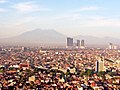 Southern Surabaya view and Arjuno-Welirang mountain by General Consulate of Australia in Surabaya.jpg