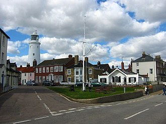 Southwold - Image: Southwold North Parade