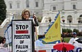 Speaker at Washington DC. STOP the Persecution of Falun Gong.jpg