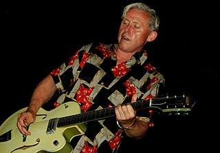 Kirk Brandon English musician