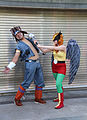 Special Edition NYC 2015 - Hawkgirl vs T. Hawk (17924919183).jpg