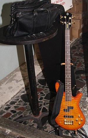 Spector Bass Da bump