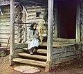 Spinning yarn. In the village of Izvedovo -03900-03941v.jpg