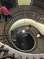 Spiral Staircase at Victoria Memorial West Bengal Kolkatta.jpg