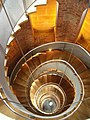 Spiral staircase - geograph.org.uk - 184360.jpg