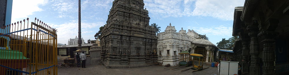 Sri koormanadha (kurmanath) Temple of Srikakulam (3).JPG