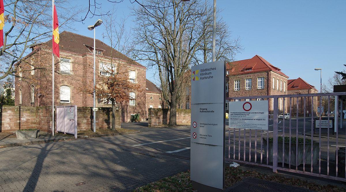 Städtische Klinik Karlsruhe