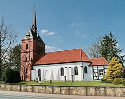 St.Georgskirche in Mellendorf (Wedemark) IMG 8531.JPG