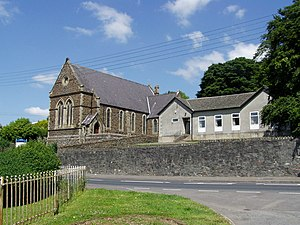 Gilford - St Paul's Church of Ireland, Gilford
