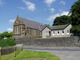 Gilford, County Down - St Paul's Church of Ireland, Gilford