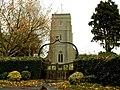 St. Andrews church, Chelmondiston, Suffolk - geograph.org.uk - 282514.jpg