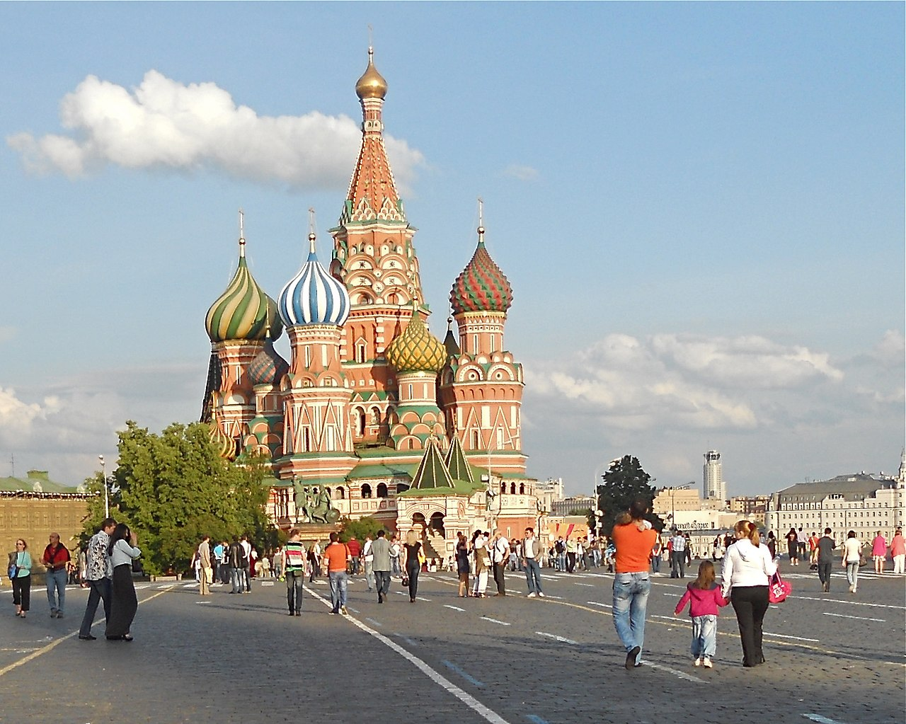 File St Basil S Cathedral Moscow Russia Jpg Wikimedia