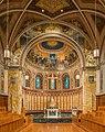 St. John's Seminary - Altar.jpg