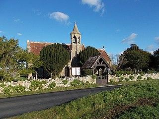 St Swithuns Church, Thorley Church