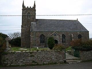 St Bridgets Church, Morvah Church