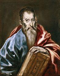 El Greco: Święty Bartłomiej