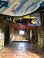 St Clement's Church, Rodel, Harris, interior with installation.jpg
